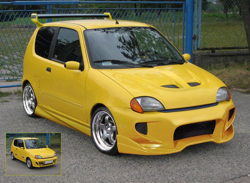 Fiat seicento 1100