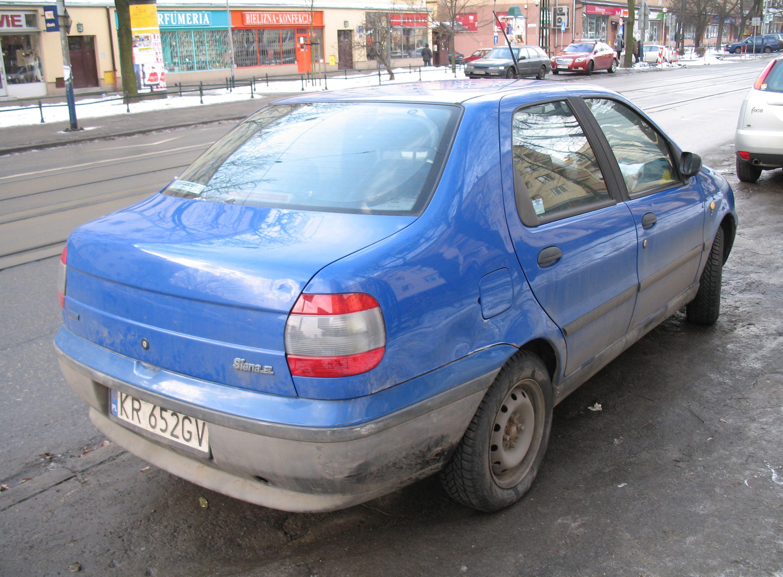 Fiat siena 1.2