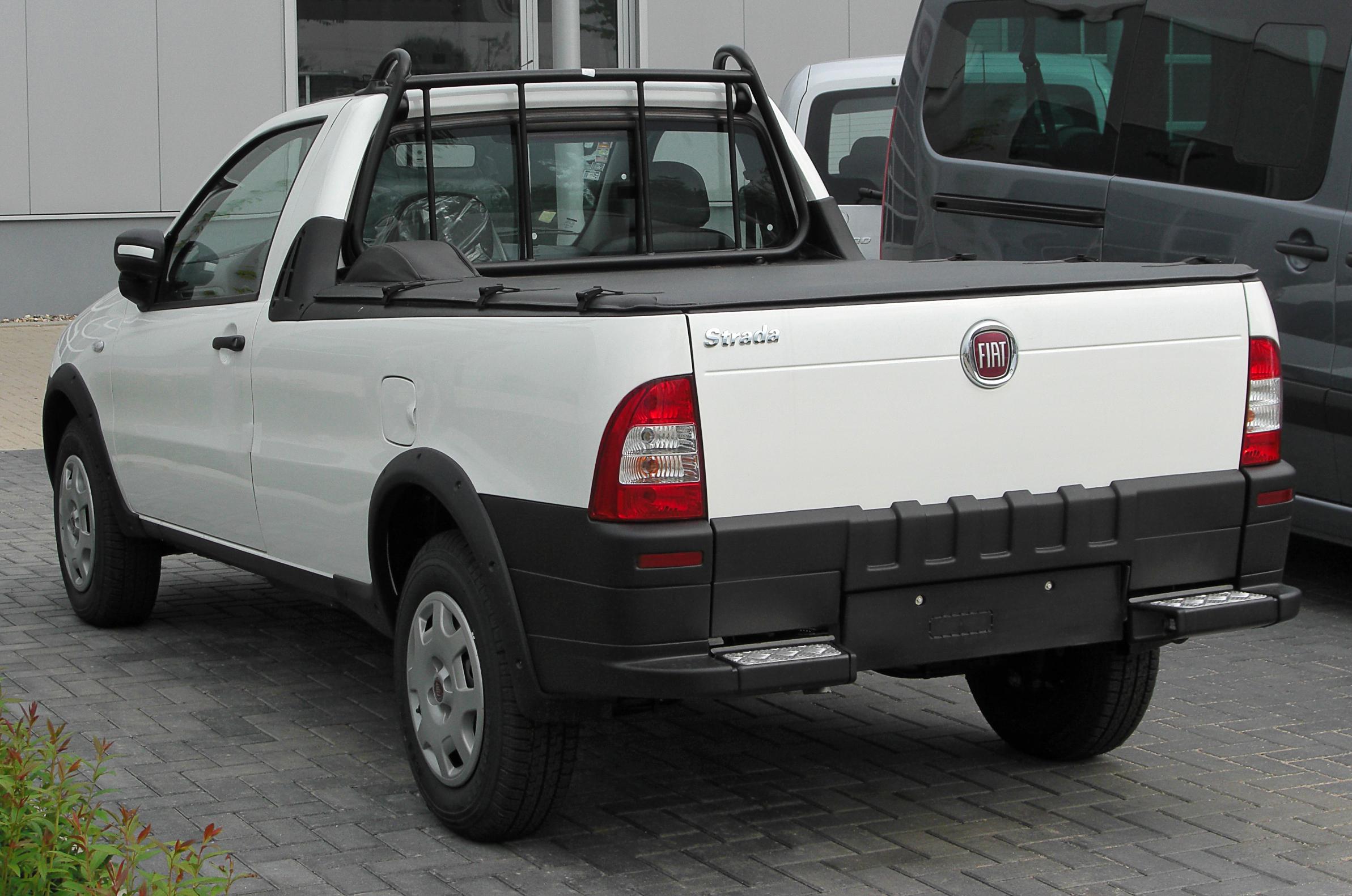 Fiat strada multijet