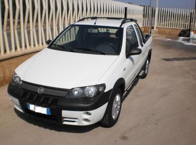 Fiat strada x-space