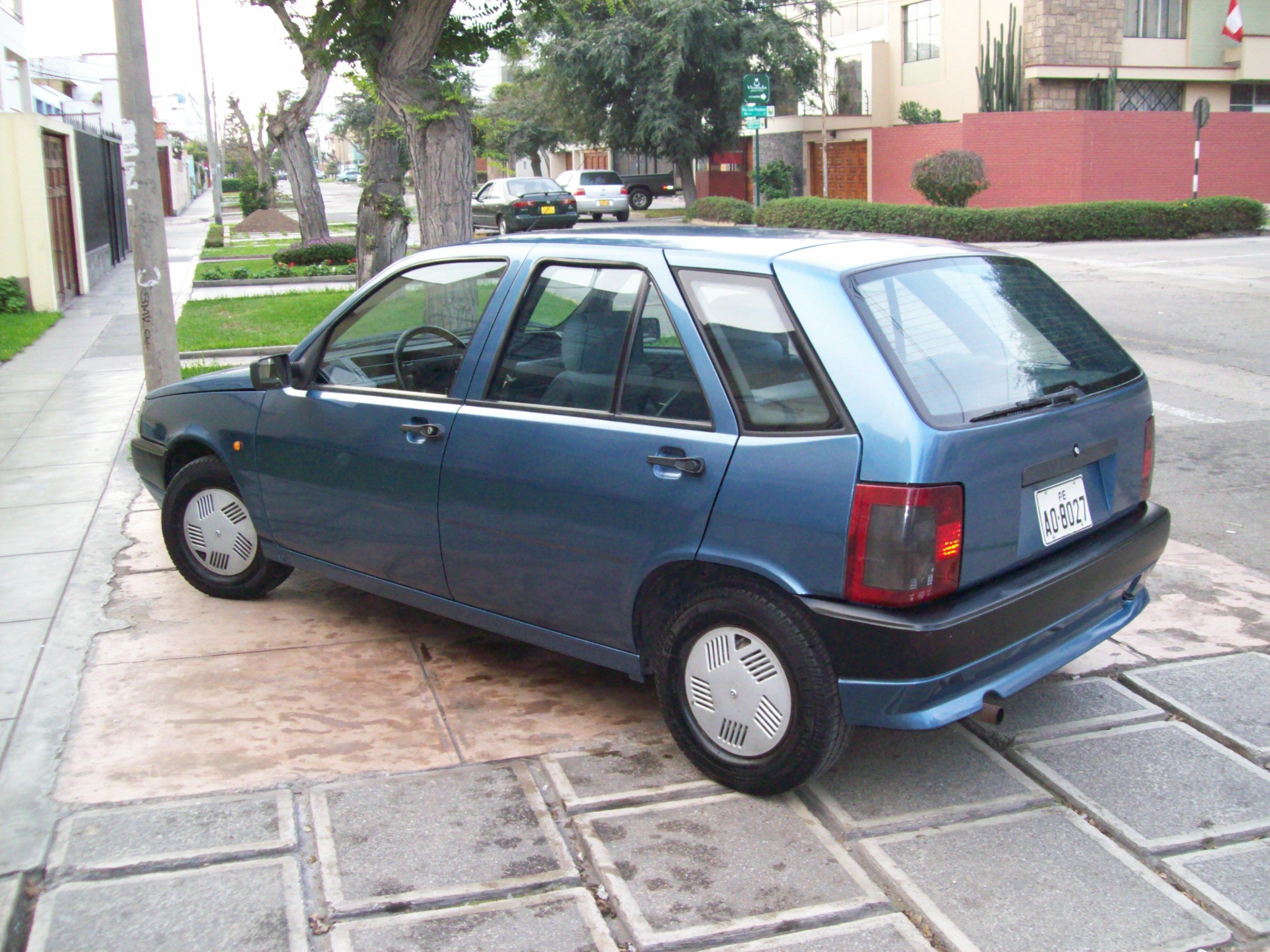 Fiat tipo dgt
