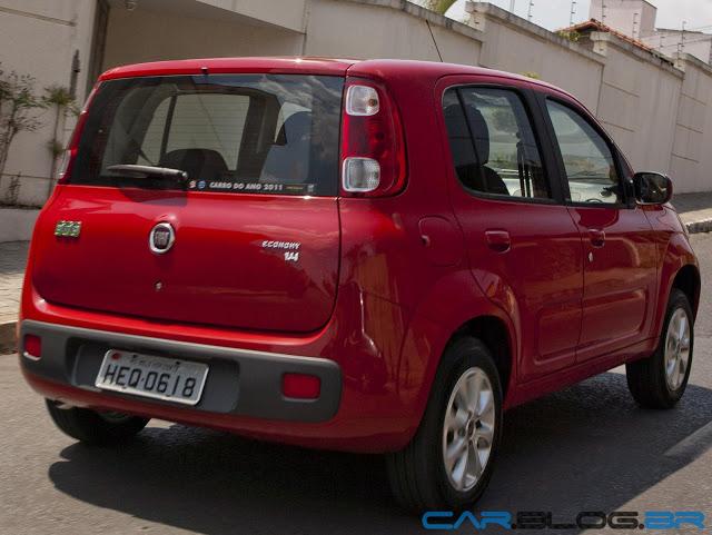 Fiat uno 1.0 fire