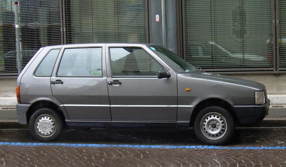 Fiat uno diesel