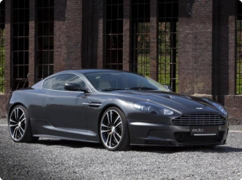 Aston martin competition