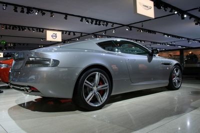Aston martin lm