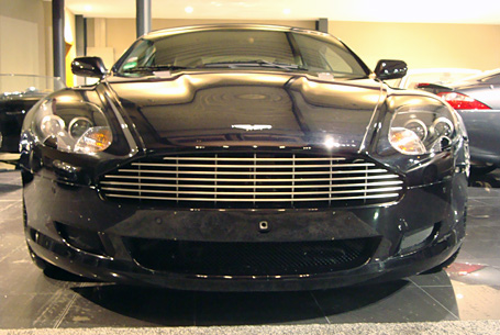 Aston martin vh1