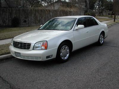 Cadillac dhs