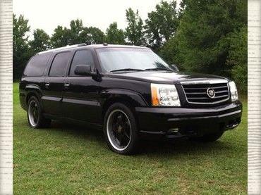 Cadillac hp