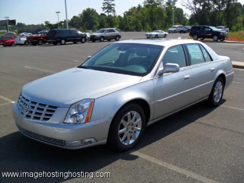 Cadillac model