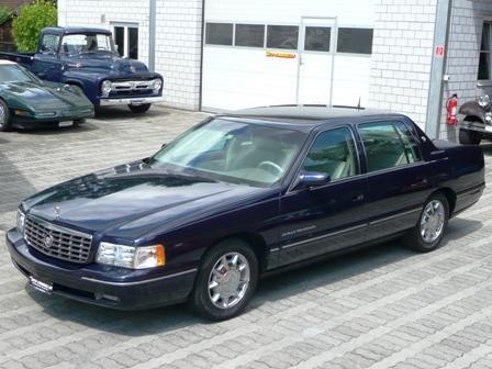 Cadillac northstar