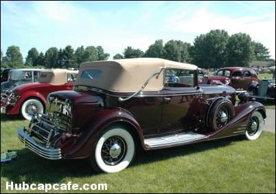 Cadillac victoria