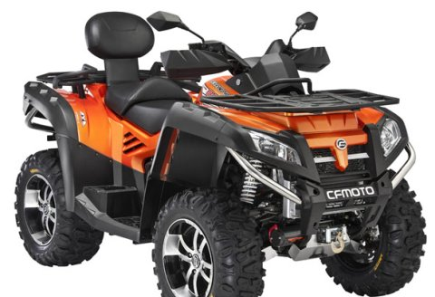 Cf moto 800