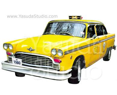 Checker cabs