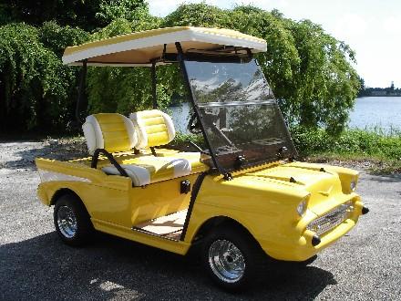 Club car golf