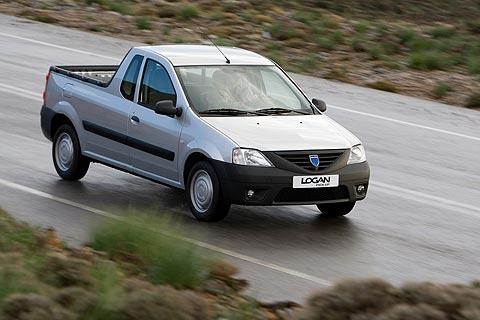 Dacia pick