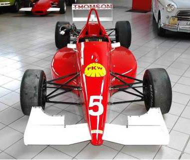 Dallara formula