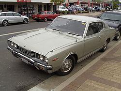 Datsun 200c