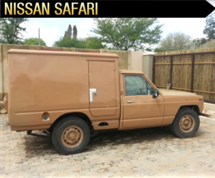Datsun safari