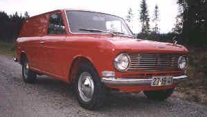 Datsun v520
