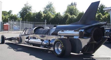 Dragster cars