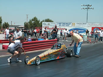 Dragster junior