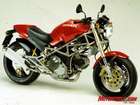 Ducati 600