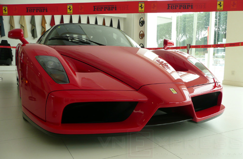 Ferrari ladder