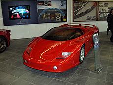 Ferrari mythos