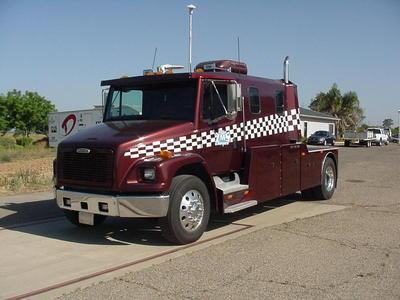 Freightliner step-van
