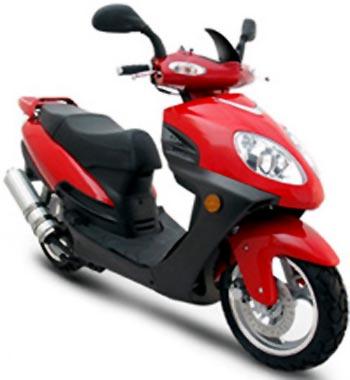 Honda ps125i
