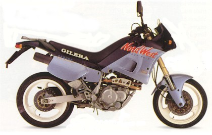 Gilera 600