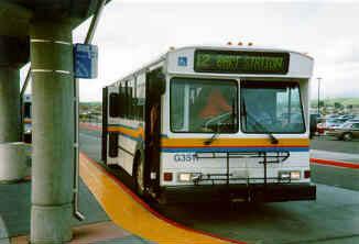 Gillig transit