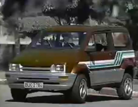 Gurgel supercross