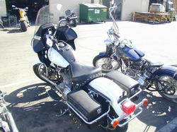 Harley-davidson fxrp