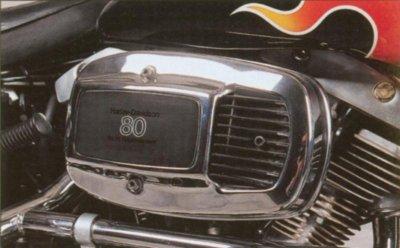 Harley-davidson fxwg
