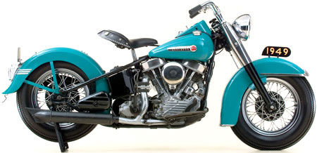Harley-davidson hydraglide