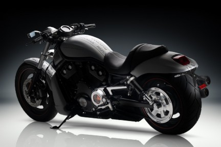 Harley-davidson night