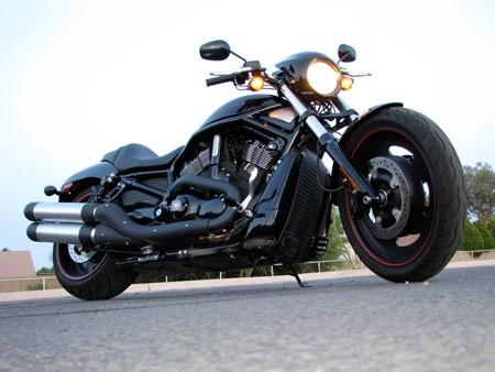 Harley-davidson night-rod