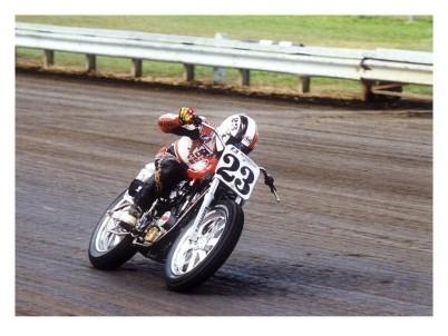 Harley-davidson track