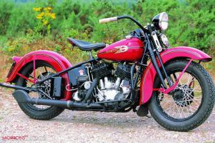 Harley-davidson ulh