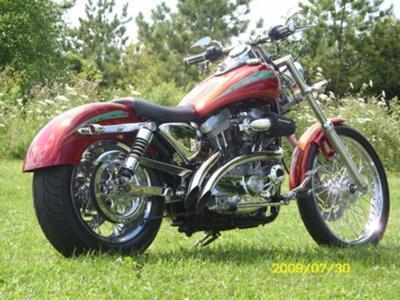 Harley-davidson wide