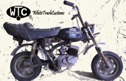 Harley-davidson x90