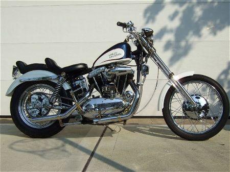 Harley-davidson xlch