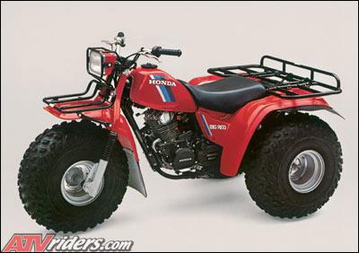 Honda atc