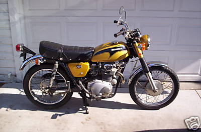 Honda cl350