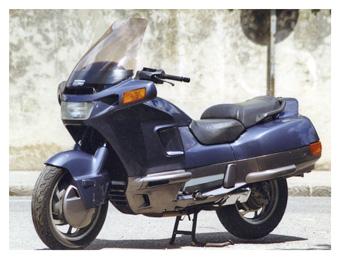 Honda pacific