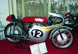 Honda rc143