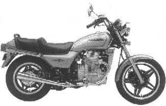 Honda silver
