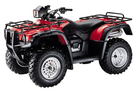 Honda trx500fa