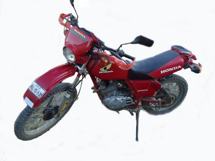 Honda xl-s